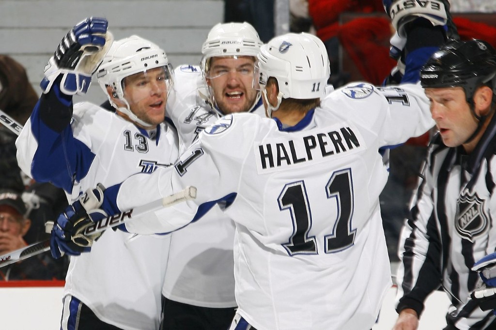 Tampa Bay Lightning promote Jeff Halpern to Assistant Coach