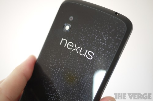 8GB Nexus 4 sells out on Google Play, and it isn't coming back
