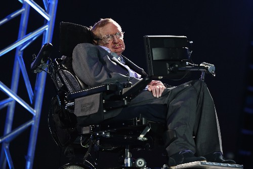 Stephen Hawking is doing his first Reddit AMA next week