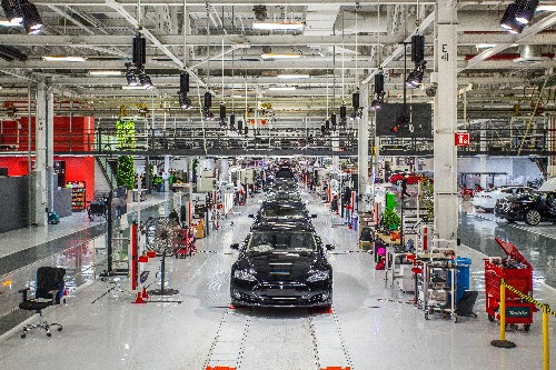 Tesla acquires a German automation company to accelerate vehicle production