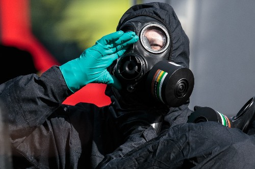 The nerve agent poisoning in England was a message to the rest of the world