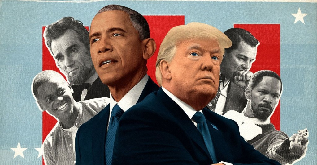 When Audacity Overtook Hope: Movies in the Years of Obama and Trump