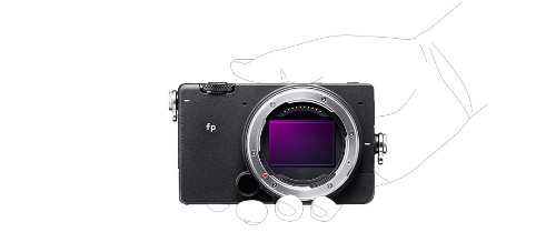 Sigma's tiny full-frame mirrorless camera is now available to preorder for $1,900
