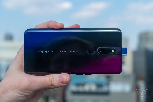 Oppo announces the F11 Pro with pop-up selfie camera and no notch