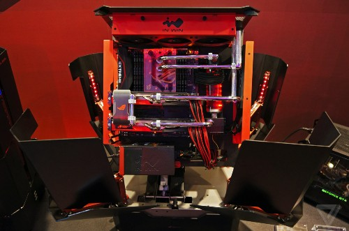 This is the sickest gaming PC case ever