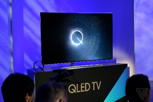 Samsung says its new QLED TVs are better than OLED TVs