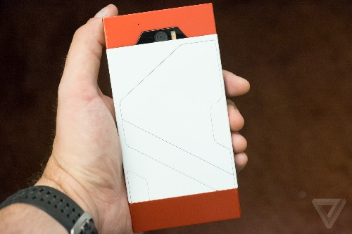 The strange Turing Phone is ditching Android after already taking preorders
