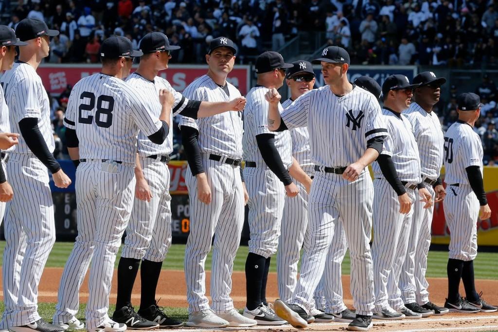 Yankees mailbag: Opening Day, Aaron Judge, Rule 5 Draft