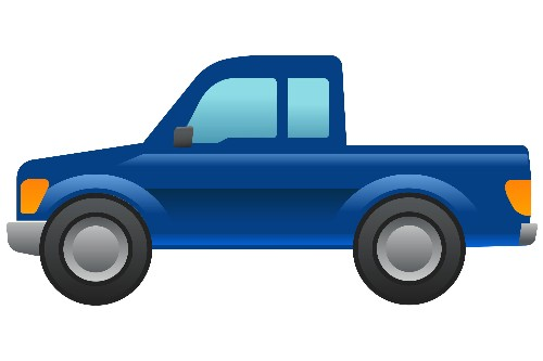 Ford secretly proposed a pickup truck emoji, and it might make it to our phones next year