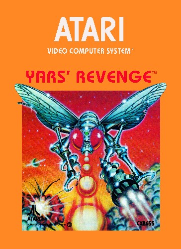 The story of Yars' Revenge is a journey back to a lost world of video games