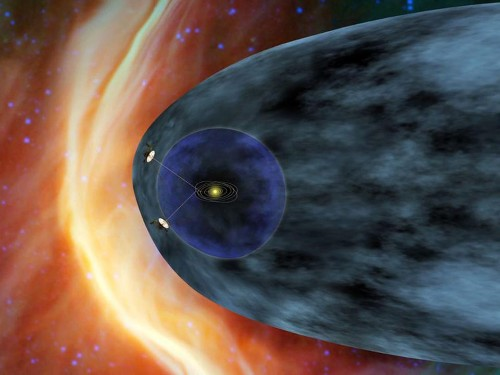 Voyager 1 is officially the first human-made object to leave our solar system