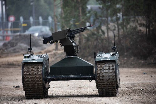 Inside the United Nations' effort to regulate autonomous killer robots