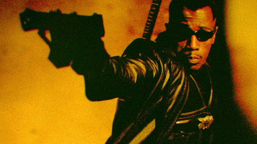 The brilliance of Wesley Snipes' Blade