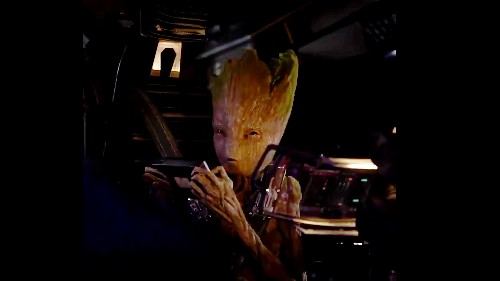 James Gunn won't stop devastating people with his Groot headcanon