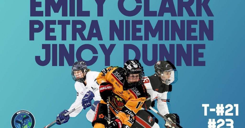 2020 Top 25 Under 25 | No. 21-23: Emily Clark & Petra Nieminen, Jincy Dunne