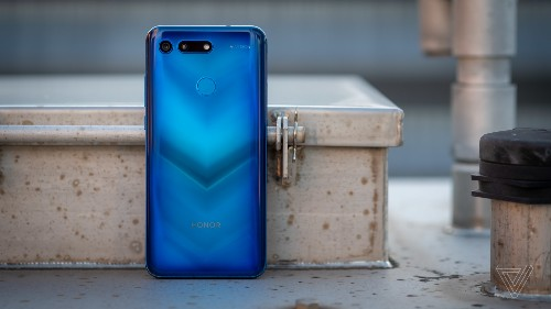 Honor View 20 review: top-notch performance without the notch