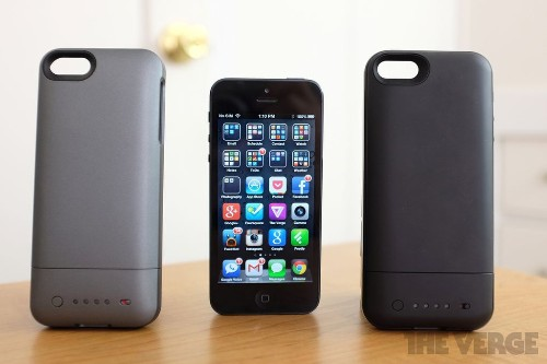 Mophie Juice Pack Air and Helium: the extra battery life your iPhone 5 desperately needs