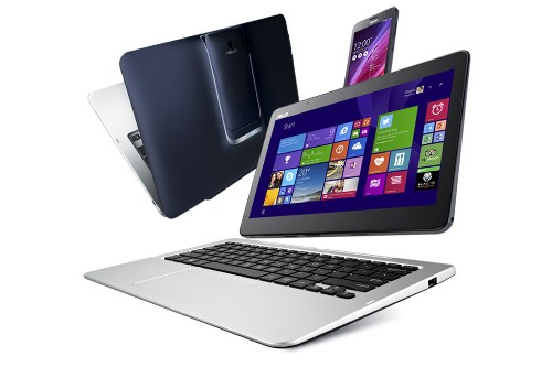 Asus mixes Windows with Android for crazy 5-in-1 Transformer device