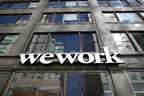 WeWork is divesting itself from its 'non-core businesses,' including a wave pool company