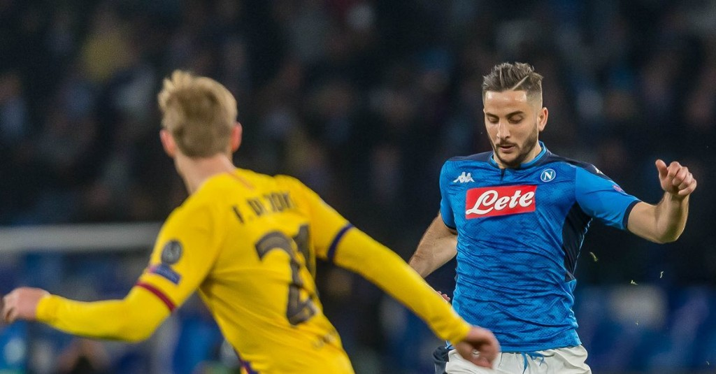 Barcelona rumored to be considering formation switch against Napoli