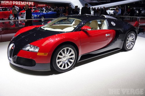 The last of the Veyrons: goodbye to Bugatti's finest