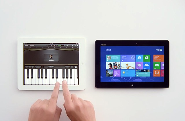 Microsoft recruits Siri to bad-mouth the iPad in new Windows 8 tablet ad