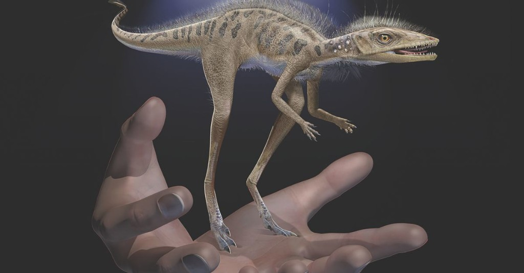 Scientists have discovered a new dinosaur ancestor called the 'tiny bug slayer'