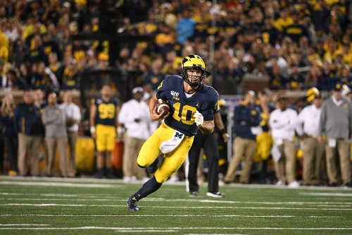 Using Bill Walsh's philosophy to decide where Michigan should turn at QB