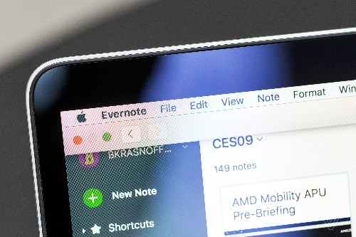 How to move your notes and other stuff out of Evernote