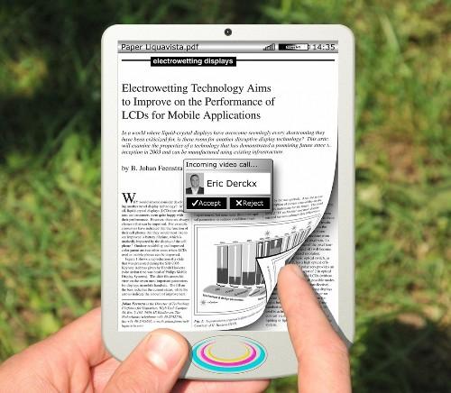 Kindle finally getting a color screen? Amazon buys Liquavista display company