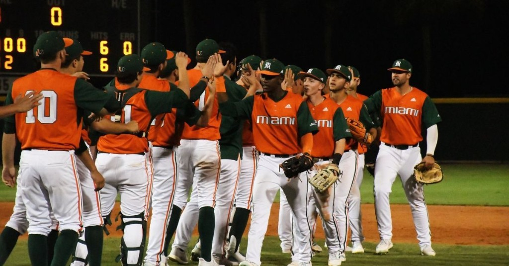Hurricanes Baseball MLB Draft Recap