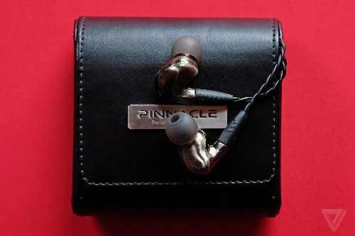 The Pinnacle P1 headphones achieve audiophile quality for $199