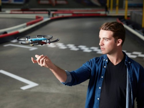 DJI's $499 Spark is the company's cheapest and tiniest drone yet