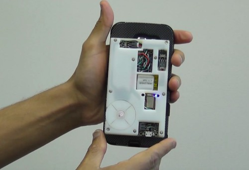 Early research suggests a phone case might be able to measure blood pressure