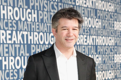 Uber CEO Travis Kalanick personally helped design the new logo, and it shows