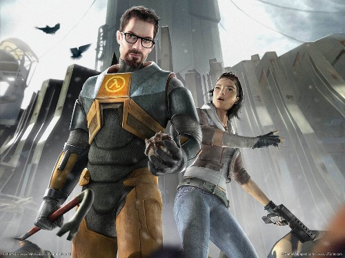 Half-Life 2's NPCs are finally free to blink again