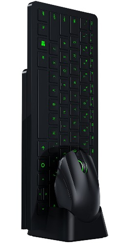 Razer releases a keyboard and mouse you can use on your lap