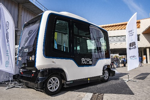 Self-driving shuttle company ordered to stop carrying passengers after injury