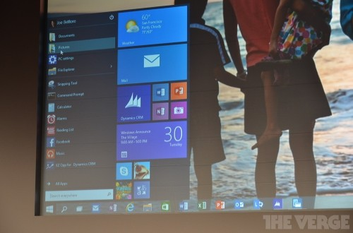 Windows 10 is the official name for Microsoft's next version of Windows