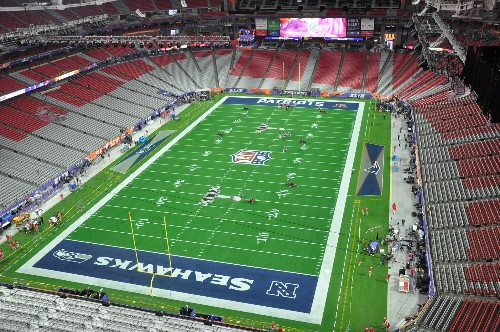 Super Bowl will be lit by LEDs for the first time