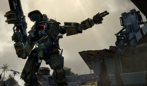 You can sign up for the 'Titanfall' beta now
