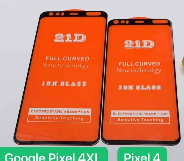 Pixel 4 screen leak shows off large forehead bezel