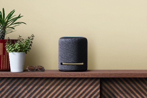 Amazon announces high-end $199 Echo Studio speaker