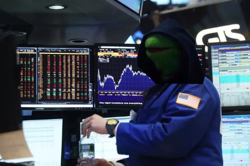 How a group of Redditors is creating a fake stock market to figure out the value of memes