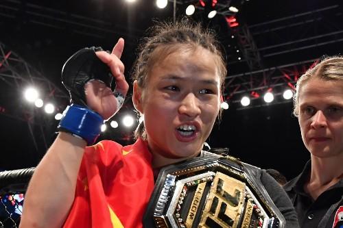 Dana White responds to Weili Zhang vs. Ronda Rousey comparisons after UFC Shenzhen