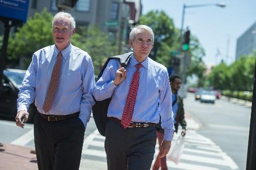 2 Republican senators refute Trump's Ukraine-Biden conspiracy theory