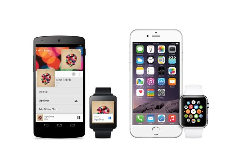 Between Google and Apple, the smartwatch wars are over before they've even begun