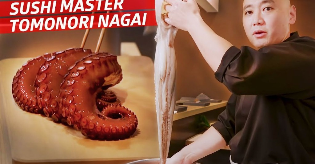 How Master Sushi Chef Tomonori Nagai Uses One of the Rarest Japanese Fish