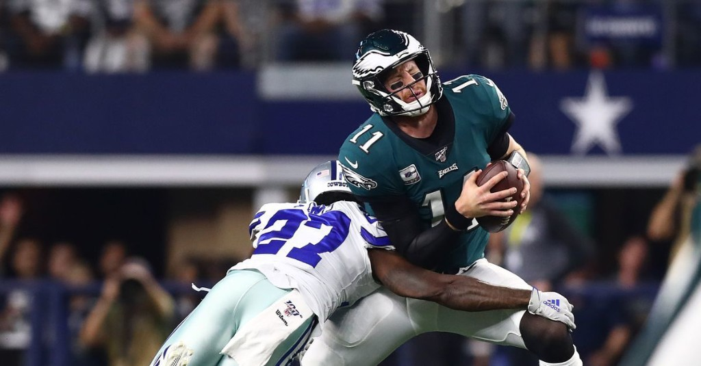 How did Cowboys-Eagles become the weakest playoff race?