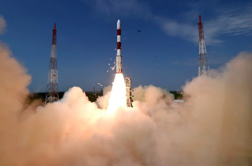 India's workhorse rocket fails for the first time in decades